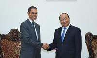 Thủ tướng Nguyễn Xuân Phúc tiếp Đại sứ Malaysia, Đại sứ Thái Lan tại Việt Nam