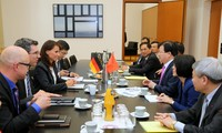 Việt Nam luôn coi trọng quan hệ Đối tác chiến lược với CHLB Đức