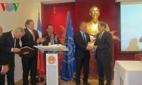 Việt Nam gia nhập Liên đoàn Văn hoá dân gian thế giới