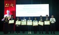 Việt Nam xếp thứ 3 tại Hội thi khoa học kỹ thuật quốc tế Intel Isef 2017