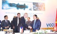 Việt Nam và Cộng hòa Czech còn rất nhiều tiềm năng hợp tác