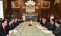 Tuyên bố chung về việc làm sâu sắc hơn quan hệ đối tác chiến lược sâu rộng Việt Nam – Nhật Bản