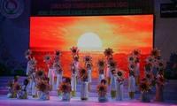 Liên hoan Văn hóa, ngày hội lớn của thiếu nhi các dân tộc khu vực phía Nam