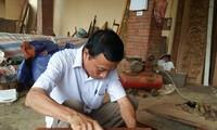 Tinh hoa nghề mộc làng Chàng Sơn