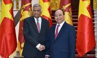 Đưa kim ngạch thương mại Việt Nam và Sri Lanka đạt 1 tỷ USD