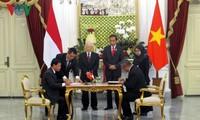 Tạo chuyển biến mới trong hợp tác thương mại, đầu tư Việt Nam - Indonesia
