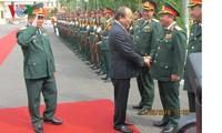 Thủ tướng Nguyễn Xuân Phúc thăm và làm việc với Bộ Tư lệnh Quân khu 5