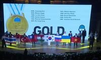 Việt Nam đạt thành tích cao tại Olympic Vật lý và Hóa học quốc tế