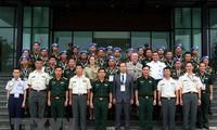 Tăng cường trao đổi chuyên môn công binh gìn giữ hòa bình Liên hợp quốc giữa Việt Nam – Nhật Bản