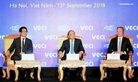 """Thủ tướng Nguyễn Xuân Phúc: """"Việt Nam muốn là bạn của những người giỏi nhất"""""""
