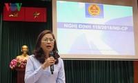 Việt Nam đẩy mạnh xây dựng Chính phủ điện tử