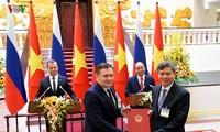 Quan hệ Việt - Nga tiếp tục đạt được những thành tựu mới