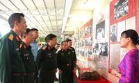 Tưởng niệm các liệt sĩ thực hiện nghĩa vụ quốc tế cao cả tại Campuchia