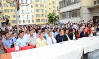 Hội Làng Sen, Ucraina đông vui, đoàn kết và ý nghĩa