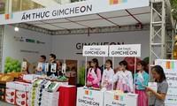 Quảng bá văn hóa, ẩm thực và nông sản Hàn Quốc tại Hà Nội