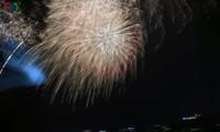 Người dân cả nước hân hoan đón năm mới cùng nhiều kỳ vọng