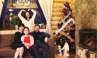 Tết xa xứ đầm ấm trong gia đình nữ giảng viên người Việt ở Saint Petersburg
