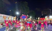 Đoàn Nghệ thuật Việt Nam thể hiện những tiết mục đặc biệt ấn tượng tại Chingay Parade 2020