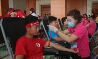 Chương trình Hành trình đỏ năm nay khởi đầu tại Cao Bằng