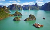 Vịnh Hạ Long nằm trong danh sách 50 kỳ quan thiên nhiên đẹp nhất thế giới