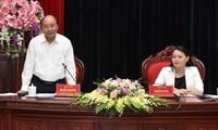 Thủ tướng: Ninh Bình phải trở thành tỉnh có động lực tăng trưởng mạnh