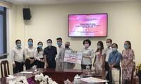 Hội Phật tử Việt Nam tại Hàn Quốc hỗ trợ Đà Nẵng trong dịch Covid-19
