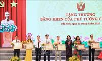 Đại hội Thi đua yêu nước tỉnh Bắc Ninh