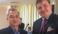 Tăng cường quan hệ Việt Nam - Ukraine