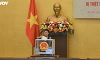 Chủ tịch Quốc hội Nguyễn Thị Kim Ngân dự lễ phát động quyên góp ủng hộ đồng bào các tỉnh miền Trung