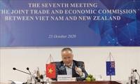 Hướng tới tăng trưởng hơn nữa kim ngạch thương mại Việt Nam-New Zealand
