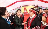 Ngày hội Đại đoàn kết dân tộc được tổ chức sôi nổi ở các địa phương