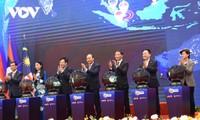 Thủ tướng ấn nút khởi động Mạng lưới Logistics thông minh ASEAN (ASLN)