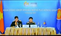 Thúc đẩy hợp tác quốc phòng ASEAN trong cơ chế ASEAN mở rộng