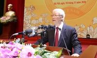 Đại đoàn kết dân tộc là chủ trương chiến lược trong đường lối cách mạng của Đảng Cộng sản Việt Nam