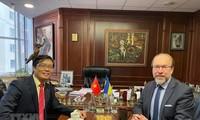 Việt Nam là đối tác quan trọng của Ukraine trong ASEAN