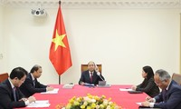 Việt Nam- Australia nhất trí tiếp tục thúc đẩy gắn kết kinh tế giữa hai nước