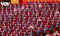 Đại hội XIII của Đảng tiếp tục nhận được nhiều điện, thư chúc mừng của các chính đảng, các tổ chức và bạn bè quốc tế