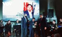 Công dân Việt Nam được trao giải thưởng danh giá của thành phố Saint Petersburg