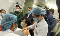 Chuẩn bị tiêm thử nghiệm vaccine COVID-19 giai đoạn 2 cho 500 người tại Long An