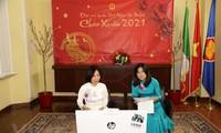 Đại sứ quán tại Italy tổ chức gặp mặt các gia đình con nuôi Việt Nam nhân dịp tết Tân Sửu 2021