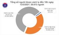 Chiều 13/3, có thêm 2 ca mắc COVID-19 tại Hải Dương