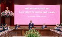 Chính phủ có cơ chế chính sách phù hợp để Hà Nội phát triển