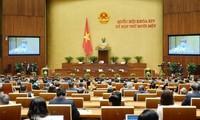 Quốc hội bắt đầu tuần làm việc thứ 2