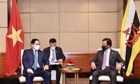 Nhìn lại chuyến công du nước ngoài đầu tiên của Thủ tướng Phạm Minh Chính