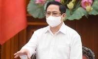 Thủ tướng kêu gọi toàn dân tự giác thực hiện nghiêm quy định phòng, chống dịch