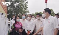 Thực hiện tốt công tác chuẩn bị bầu cử nhưng đảm bảo phát triển kinh tế, phòng chống dịch bệnh an toàn