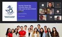 Hoạt động Hội sinh viên Việt Nam tại Australia ngày càng lớn mạnh