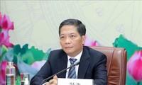 Trưởng ban Kinh tế Trung ương Trần Tuấn Anh tiếp các Đại sứ
