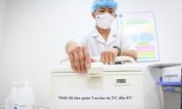 JICA cung cấp 1.600 hộp lạnh bảo quản vaccine cho Việt Nam