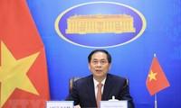 Phát huy hơn nữa tiềm năng của cộng đồng Mekong - sông Hằng
